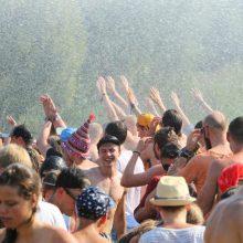 Kad sveikatos problemos nesugadintų savaitgalio: ko reikia keliaujant į festivalį?