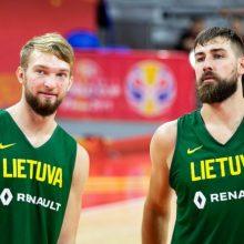 Lietuva sužinojo varžovus Europos čempionate
