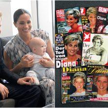 Princas Harry: praradau motiną, o dabar žmona tampa tų pačių galingų jėgų auka