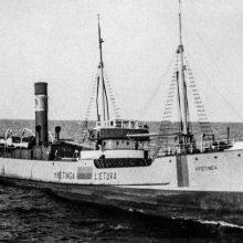 Aštuoniolika sunkių auksinių laivybos metų