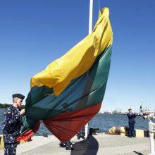 Mindaugo karūnavimo dieną virš Jono kalnelio kils vėliava