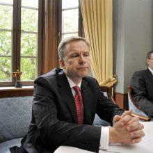 Į korupcijos skandalą įsivėlęs I. Rimševičius sugrįžo į Latvijos banko vadovo postą