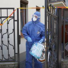 Viruso ataka uostamiestyje slopsta?