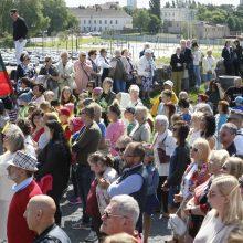 Klaipėda šventė Valstybės dieną: ceremonijoje netrūko ir netikėtumų