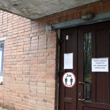 Būsimasis viešosios Klaipėdos pirties direktorius laukia pažymos