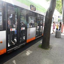 Nuo vasaros – viešojo transporto pokyčiai Klaipėdoje