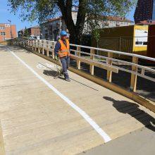 Laikinojo tilto detektyvas: kas pradangino didelės vertės savivaldybės turtą?