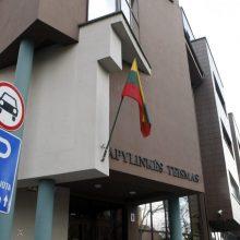 Teismas atvers bylą dėl iš viešbučio Klaipėdoje iškritusios merginos