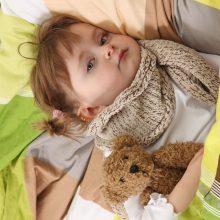 Ligos užpuolė uostamiesčio vaikus