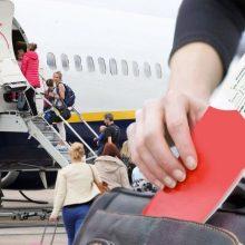 Patarimai pirmą kartą keliaujantiems lėktuvu: ką turite žinoti?