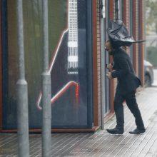 Šiluma atsitrauks: Klaipėdos link artinasi jūrinis ruduo