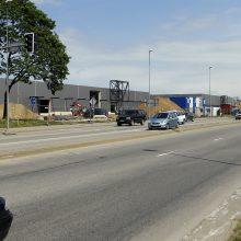 Prieš statybas Liepų gatvėje – derinti eismo schemų