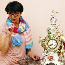 Laikrodžių muziejuje – unikalus eksponatas