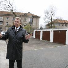 Bastionų gatvės tiltas – migloje: projektas klaipėdiečius pavertė įkaitais