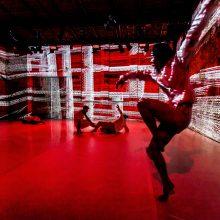 """Tarptautinis šokio festivalis """"Aura 29"""": žiūrovams – stulbinamos premjeros"""