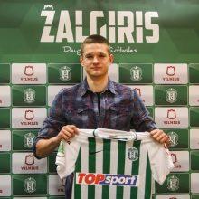 """Vilniaus """"Žalgiris"""" atsisveikino su S. Olberkiu"""