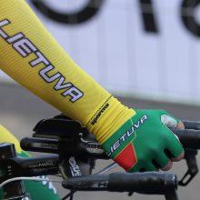 Olimpinėse žaidynėse dalyvaus du Lietuvos plento dviratininkai