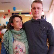 Prodiuserė R. Lukoševičiūtė laukiasi kūdikio