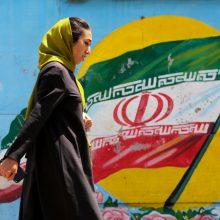 """Iranas: derybų su JAV nebus """"jokiomis aplinkybėmis"""""""