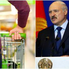 A. Lukašenka nurodė stabdyti kainų augimą