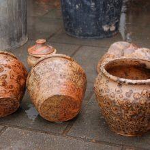 Uostamiesčio Etnocentre bus eksponuojamos gotikos keramikos rekonstrukcijos