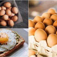 Specialistai paneigia mitus: kuo kiaušiniai naudingi sveikatai?