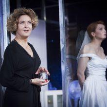 50-metį švenčianti aktorė D. Rudokaitė: negalvoti ir nerti į sceną