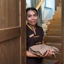 Klaipėdoje atsidarė naujieji Azia Spa Rytų masažo namai