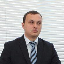 G. Surplys atleido NMA vadovą E. Bėrontą