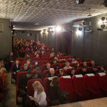 Kijeve prasidėjo pirmosios lietuviško kino dienos