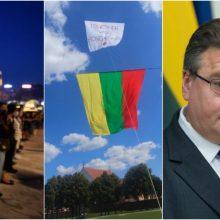 L. Linkevičius: Kinijos diplomatai peržengė leidžiamas ribas
