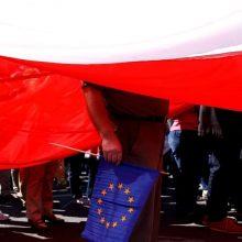 Lenkija ES teismui skundžia autorių teisių reformą