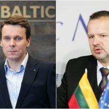 """""""MG Baltic"""" byla: D. Zabulionis R. Kurlianskiui užsiminė apie pastovesnio darbo norą"""