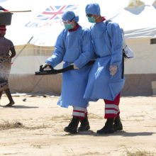 Įspėjimas keliautojams – Mozambike plinta cholera