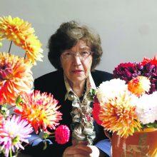 Jurginų kolekcinininkė: gėlių žieduose – meilė, aistra ir gyvenimo prasmė