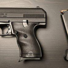 Vienas nekenčiamiausių pistoletų yra ir vienas perkamiausių – kaip taip gali būti?