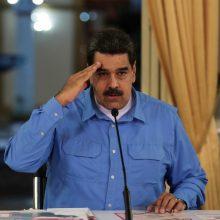 N. Maduro skelbia derybų su Venesuelos opozicija pradžią