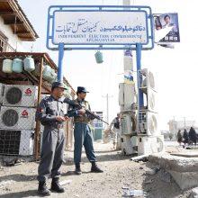 Sprogimas Afganistano sostinėje: du žmonės žuvo, penki sužeisti