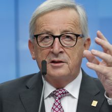J. C. Junckeris: Lenkija nesitrauks iš Europos Sąjungos