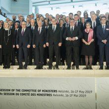 Europos Taryba grąžino balsavimo teises Rusijai
