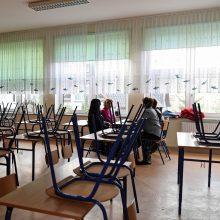 Antrą dieną streikuojantys Lenkijos mokytojai nori derybų su vyriausybe