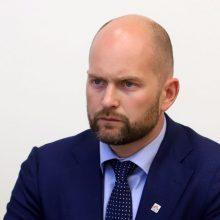 Automobilių kelių direkcijos vadovas V. Andrejevas tinkamai nedeklaravo interesų