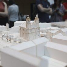 Viliamasi atnaujinti buvusios Šv. Jokūbo ligoninės teritorijos architektūros konkursą
