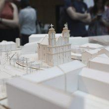 Šv. Jokūbo ligoninės teritorijos plėtros konkursas sulaukė dvylikos projektų