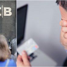 SEB siurprizas klientams: pakartotinai nuskaičiavo pinigus už senus mokėjimus
