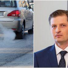 K. Mažeika apie oro taršos planą: 1000 eurų kompensacija – motyvacinė priemonė