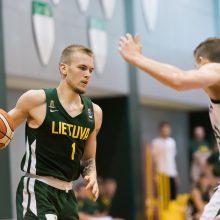 Paskelbtos Lietuvos jaunimo krepšinio rinktinių sudėtys