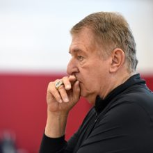 JAV rinktinės treneris: jei ne traumos, būtume laimėję pasaulio čempionatą