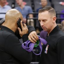 Koronavirusas paralyžiavo NBA: kokie tolimesni veiksmai?