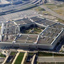19 Pentagono pagrindinių postų užima laikini pareigūnai